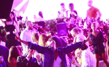 SKYBAR 2013 Opening ft. Cheb Khaled