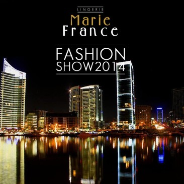Marie France Fashion Show 2014!