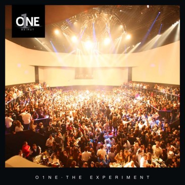 O1NE Beirut Grand Opening Night