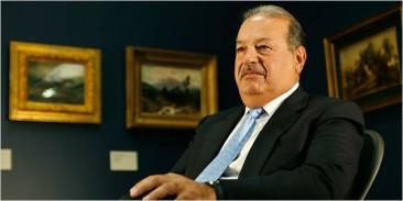 2012 Richest Person on Earth : Lebanese Carlos Slim !