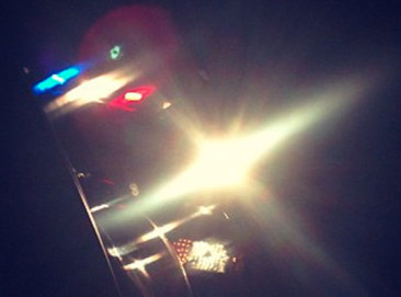 Justin Bieber Pulled Over by Police, Tweets Photo of Cop Car