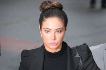 The changing faces of Tulisa: As N-Dubz singer attends her trial we glance back over her different looks