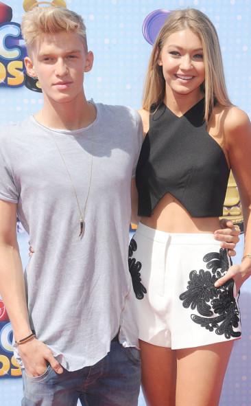 Cody Simpson and Gigi Hadid Break Up