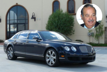 Check Out the Cars Driven by the World's Richest People