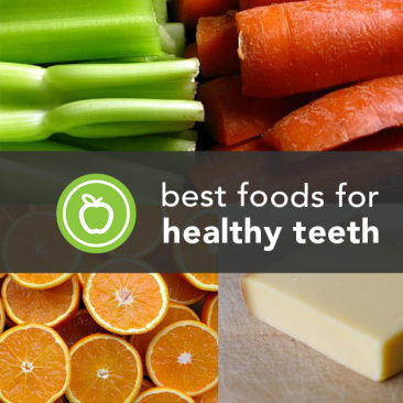 The Best (and Worst) Foods for Healthy Teeth