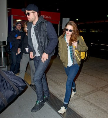 Robert Pattinson & Kristen Stewart 'Having Fun' Hooking Up Again?