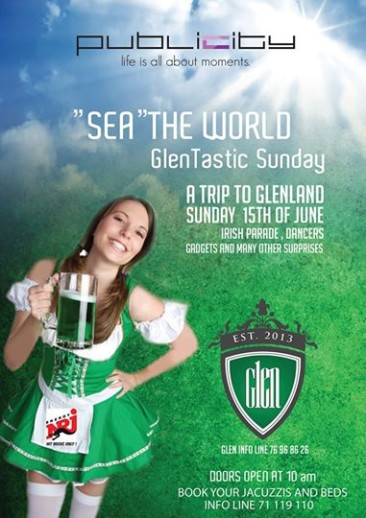 Publicity: A Trip to Glenland, Sunday 15th of June
