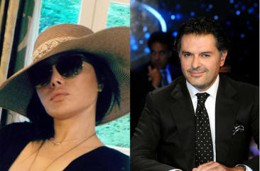 Have Haifa Wehbe and Ragheb Alama kissed and made up at last?
