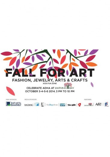 It Starts Today! Fall for Art – Afkart