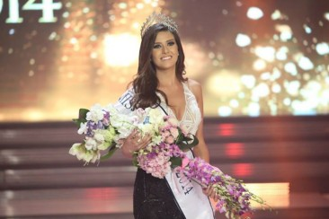Congrats for our Miss Lebanon 2014: Sally Greige