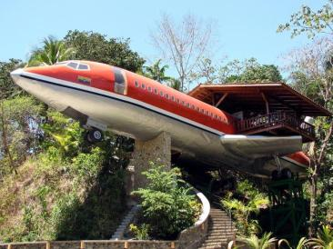 The world's 10 weirdest hotels