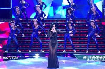"Haifa Wehbe's naked dress ""Breaks the Internet"" and gets Western media talking!"