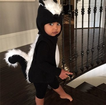 North West Isn't The Only Celebrity Kid To Bring The Cuteness To Halloween